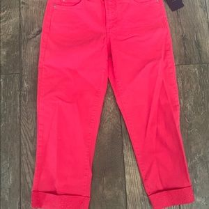 NYDJ MEW WITH TAGS SLIMMING JEANS SIZE 0
